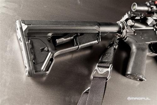 Magpul ACS-L Carbine Stock Mil-Spec Model (Black)