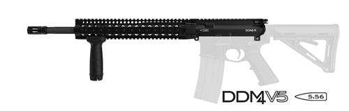 Daniel Defense M4 URG, v5 (No Sights) DD Furniture