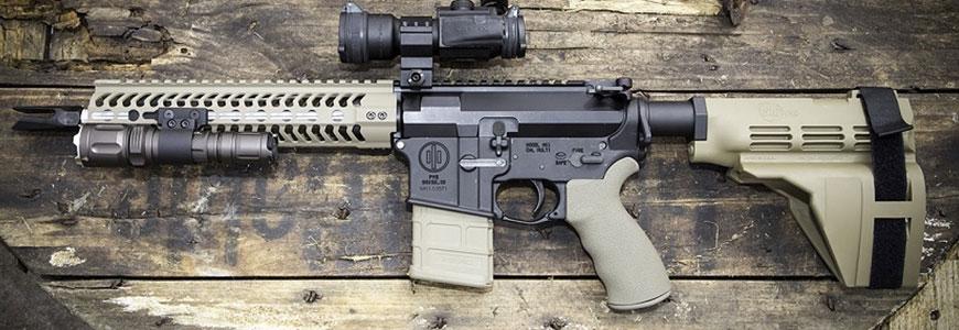 Odin Works SB-PT Stabilizing Brace Pistol Tube
