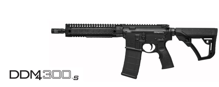 DANIEL DEFENSE 300™ S- FACTORY SBR