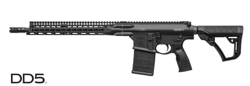 DANIEL DEFENSE 308 Rifle (dd5v1)