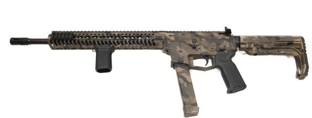 angstadt udp-9 rifle camo | western sport