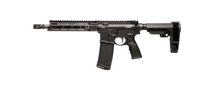 Daniel Defense V7 Pistol