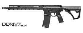 Daniel defense V7 SLW rifle