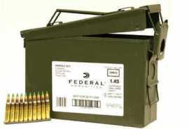 XM193 5.56 Ammo