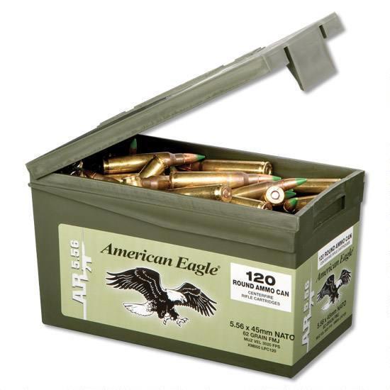 xm855 american eagle ammo