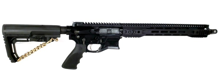 Rankin Industries Black Rifle 556