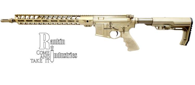 Rankin Industries Lawman Duty Rifle 556