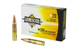 Armscor 300 blackout ammo