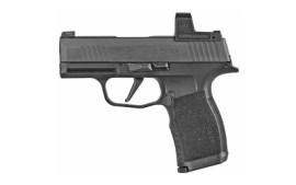 Sig Sauer P365X Striker Fired Compact 9MM Romeo Zero 3 MOA Reflex Optic 12Rd