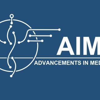 Logo - Advancements in Medicine Society (AIMS)