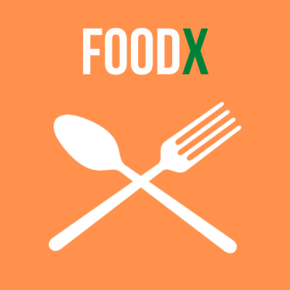 Logo - FoodX (Western Meal Exchange)