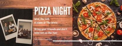 CIAO Western Pizza Night