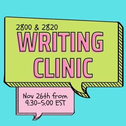 Psychology Writing Clinic
