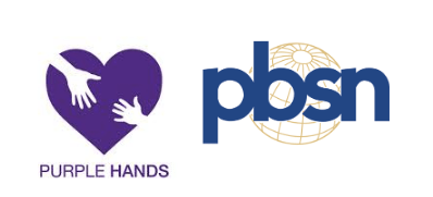 PBSN Purple Hands