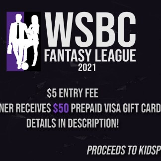 WSBC Fantasy League