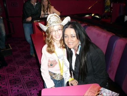 Miss Western Wishes with Rhonda Gunn