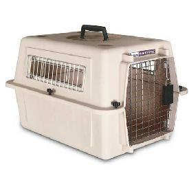 Vari Kennel solid reisebur godkjent for reise i cargo på fly