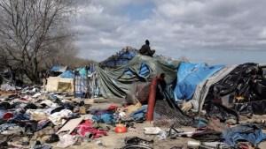 Refugee jungle calais