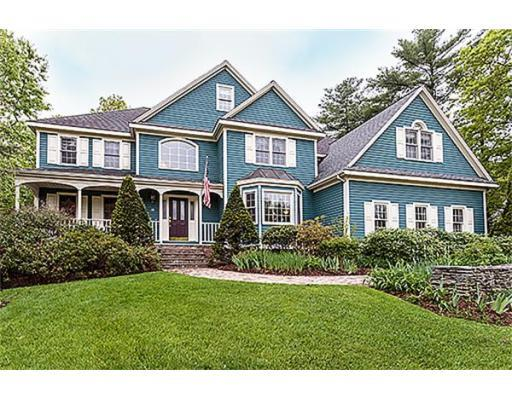 10 Eagles Nest Rd., $1,175,000; 5 beds, 3.5 baths, listed by Century 21 Commonwealth, open house on June 1 at 1 p.m.