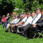 Several veterans from Westford