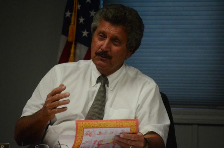 Superintendent Bill Olsen