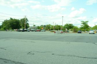 The parking lots outside of Westford's Market Basket have seen fewer cars (and shoppers) recently.