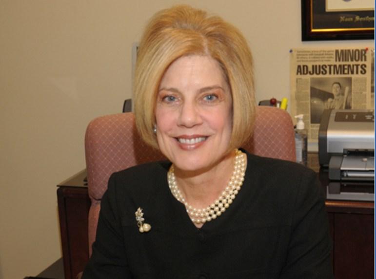 Superintendent Judith Klimkiewicz (courtesy Dan Phelps)
