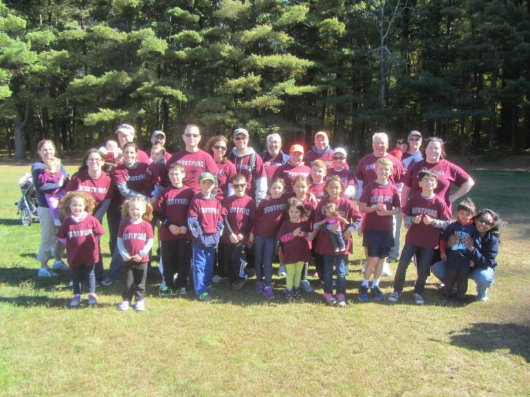 Team Westford, minus the Gambale family (courtesy: Katrina Avila Munichello)