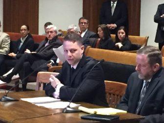 State Representative James Arciero on April 12, 2016 (courtesy - Office of James Arciero)