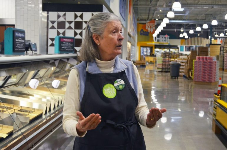 Paula Waterman talks about Whole Foods' ethical guidelines when it comes to meat and seafood.