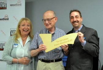 Ed Cohen finally gets his check from Lauren Horton and Ira Keltz