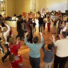 A barn dance at the Parish Center for the Arts. COURTESY FILE PHOTO