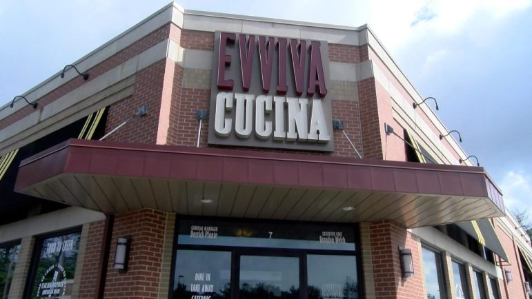 Evviva Cucina Restaurant. PHOTO BY PATTY STOCKER