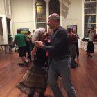 Barn dance at the First Parish Church United. PHOTO BY GEORGE DEMETRIOU