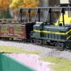 Middlesex Central Model Railroad Club. PHOTO BY PATTY STOCKER