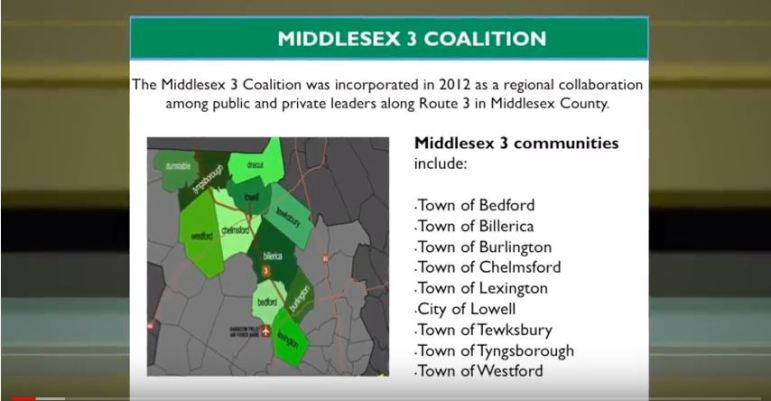 The towns that make up the Middlesex Coalition 3. WESTFORDCAT PHOTO