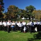 The Nashoba Valley Concert Band. COURTESY PHOTO