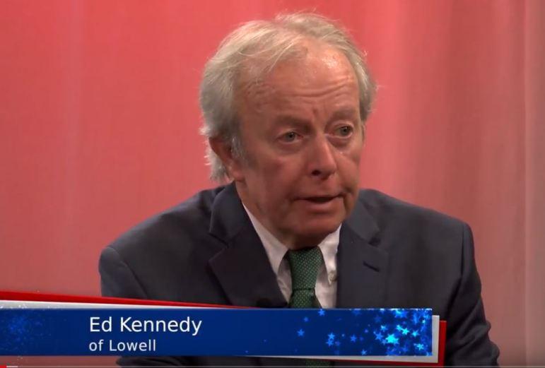 Edward J. Kennedy. COURTESY PHOTO