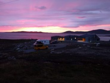 Campsite West Harris