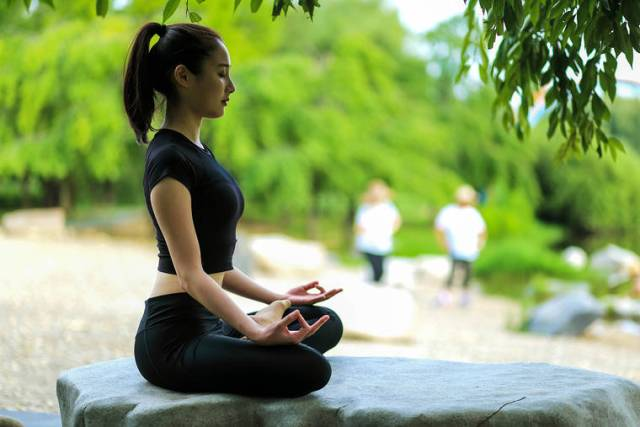 Meditation may be good for the heart