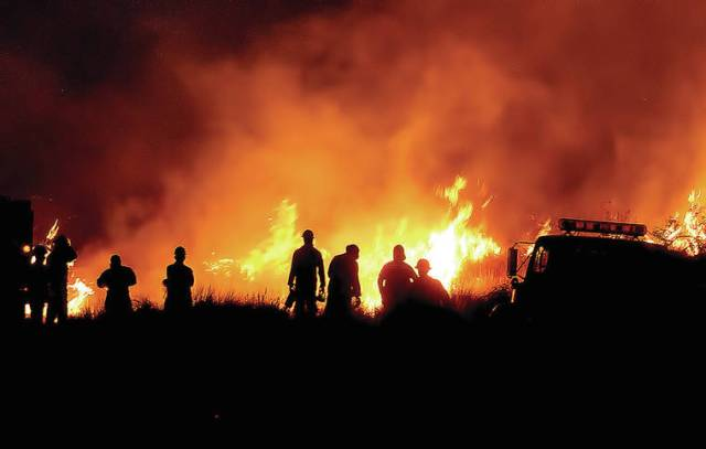 Fire commission gets budget update
