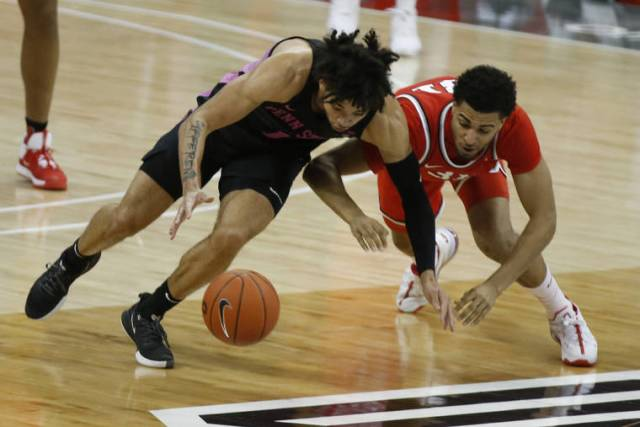 Top 25 capsules: No. 12 Ohio State holds off Penn State 83-79
