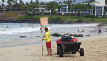 Bill would partially restore lifeguard funding