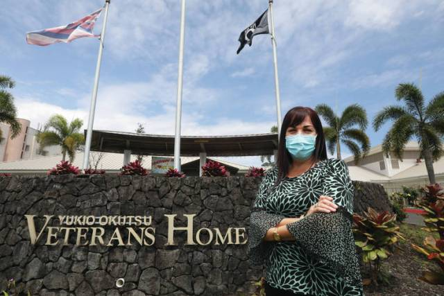 State veterans home begins accepting new residents