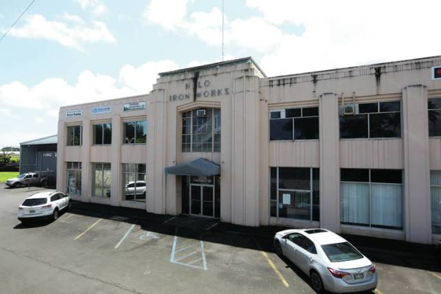 Owners of Hilo Iron Works building request change of zoning