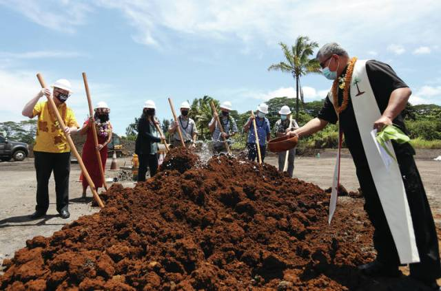 12 new efficiency studios to be available by early fall in Pahoa for homeless kupuna