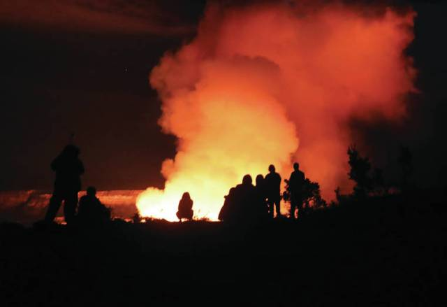 Kilauea Volcano stops erupting after months of lava