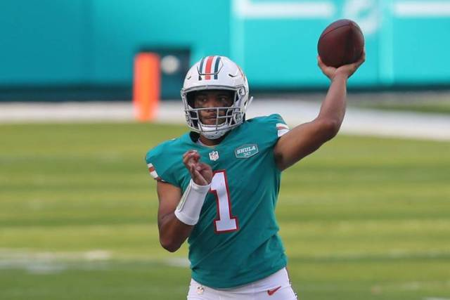 Column: If the Dolphins are installing a new playbook, what happened to continuity for Tua?