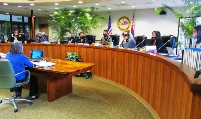 Council advances budget after adding contingency funds
